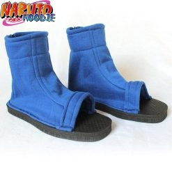 naruto cosplay shoes blue 35 1