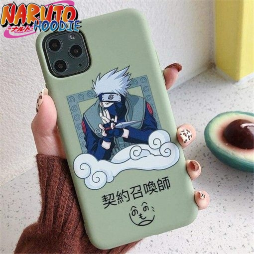 naruto iphone case kakashi 1000 years of death for 11 pro max 11 1
