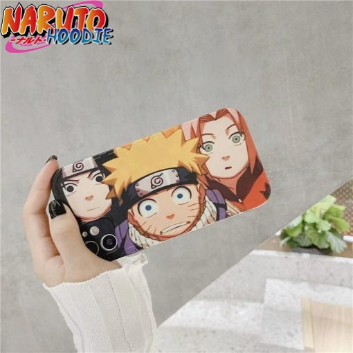 naruto iphone case team 7 for 11 pro max pas chers 1