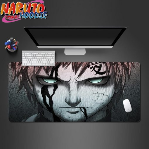 naruto mouse pad gaara of the sand 900x400x2 acheter 1