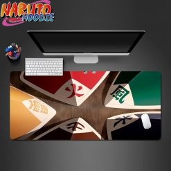 naruto mouse pad kages hats 1220x610x2mm pas chers