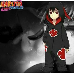 naruto onesie akatsuki for adults br limited edition short legs l 2