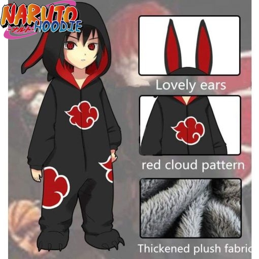 naruto onesie akatsuki for adults br limited edition short legs l naruto onesie 1