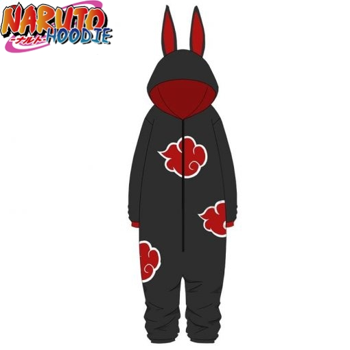 naruto onesie akatsuki for adults br limited edition short legs l prix 2