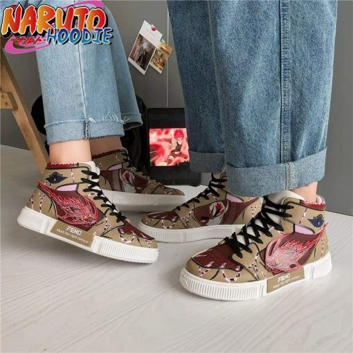 naruto shoes might guy sneakers 40 1