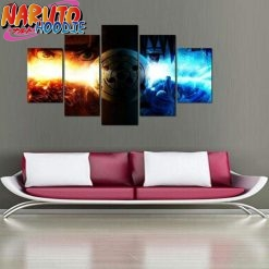 naruto wall art children of prophecy extra large with frame 1