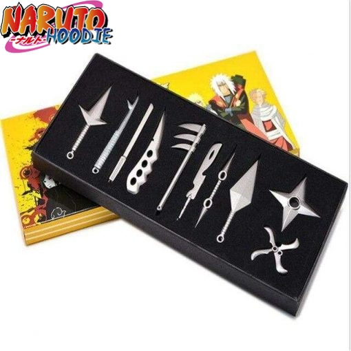 naruto weapon weapons gift box 1