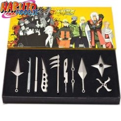 naruto weapon weapons gift box pas chers 1